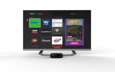 New apps for the NOW TV Box