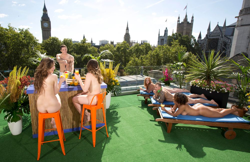 Nudist clubs in london