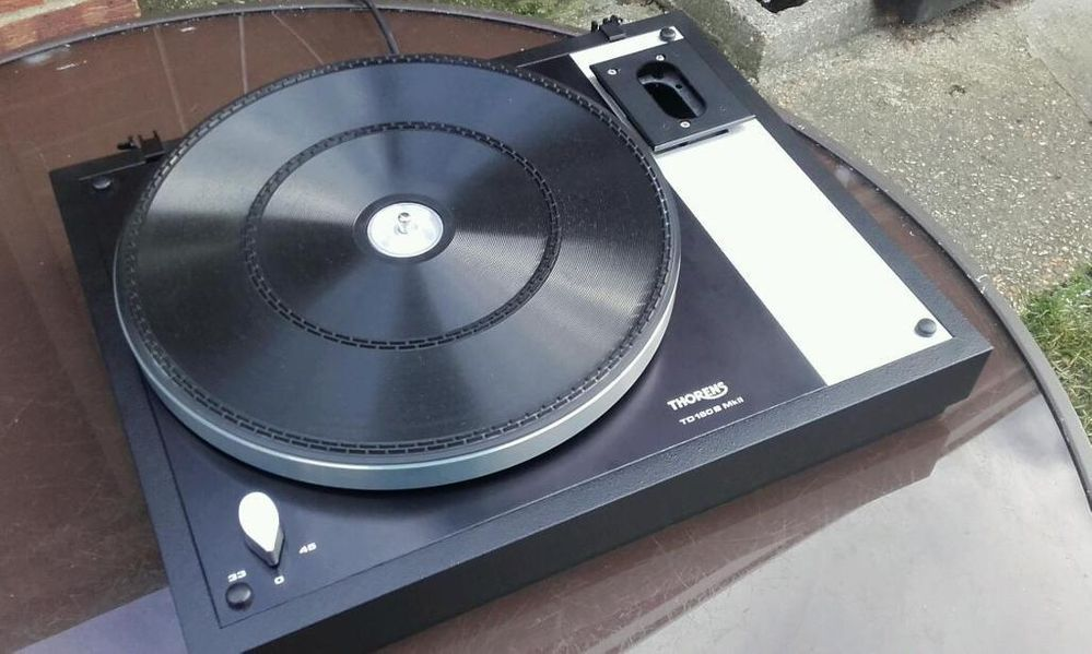 My Thorens TD 160 Mk2 Turntable (without Tone Arm).jpg