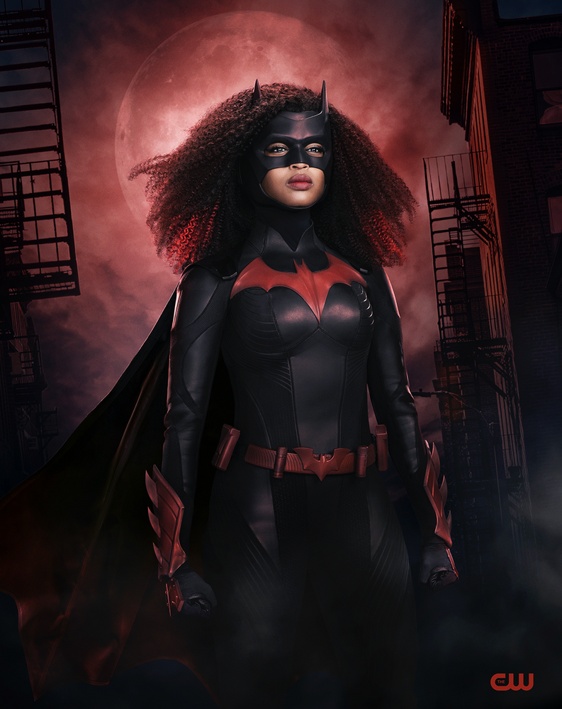 New Batwoman in New Uniform.png